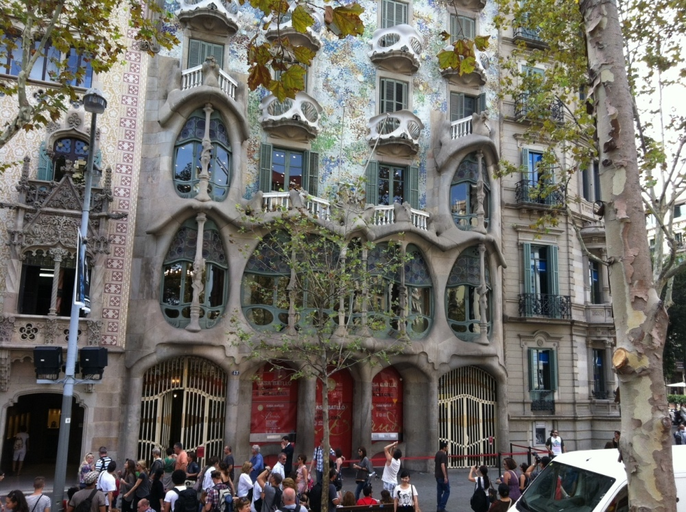 Barcelona-Part II (2/3)
