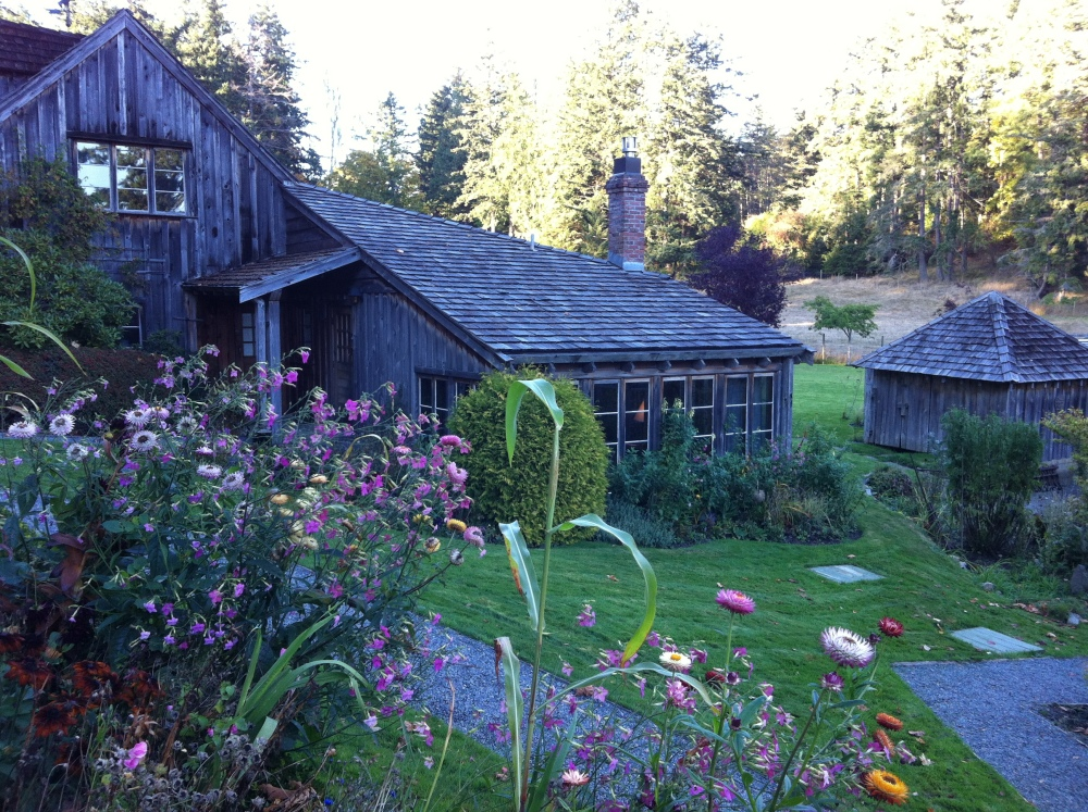 A Favourite Spot-Hastings House, Saltspring Island (1/6)