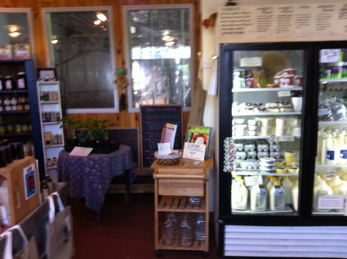 Cricket Creek Farm-The Store
